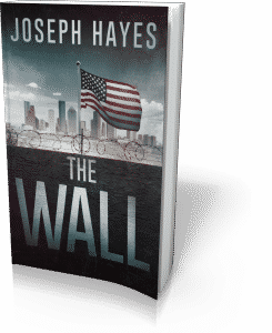 The Wall by Joseph Hayes, Author